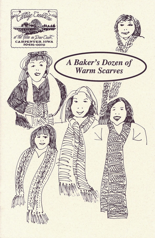 A Baker's Dozen of Warm Scarves
