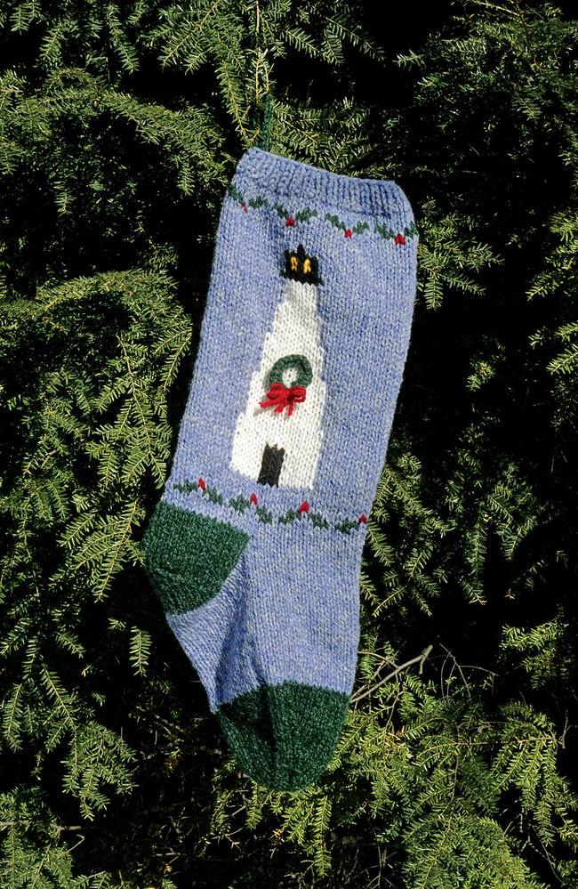 Lighthouse Christmas Stocking Kit