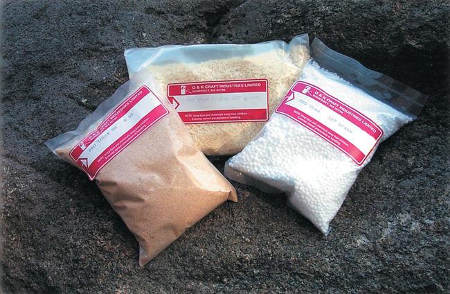 Ammonium Sulfate, 8 oz. AMS