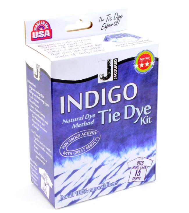 Indigo Tie Dye Kit