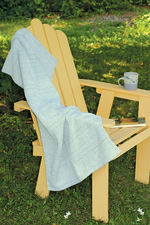 Woven Bath Sheet (image A)