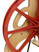 Schacht Ladybug Spinning Wheel (image A)