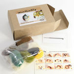 Owl Needle Felting Kit - Woolbuddy (image B)