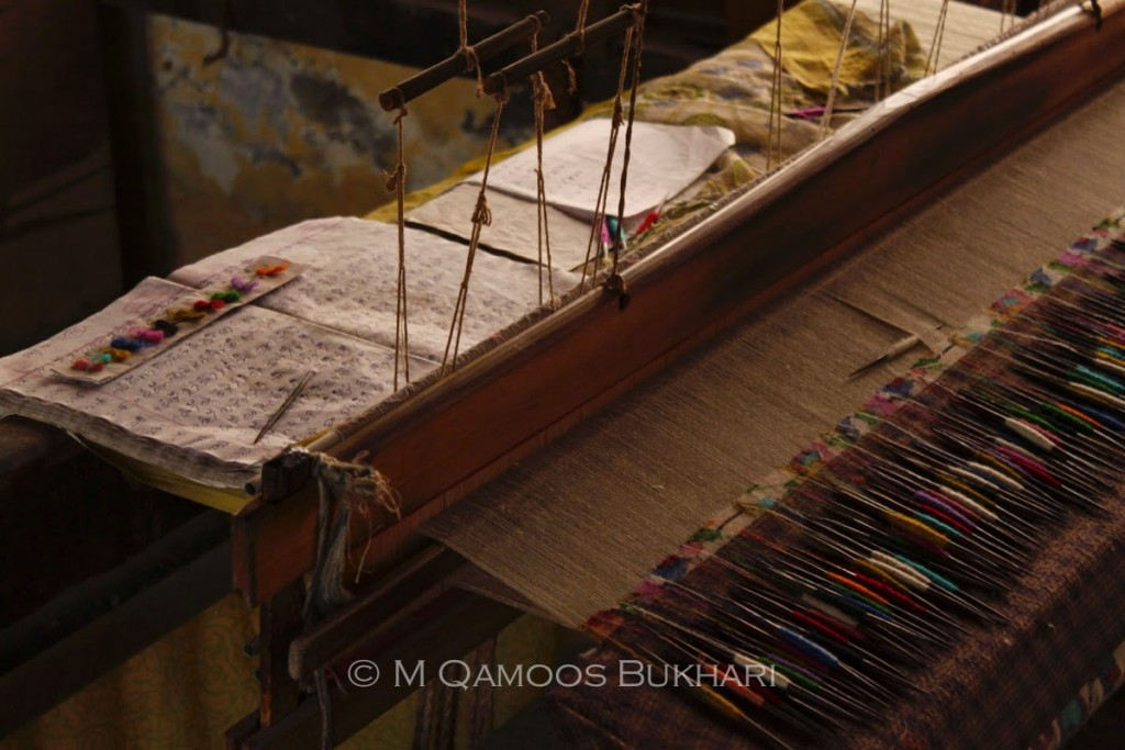 kashmir-weaving