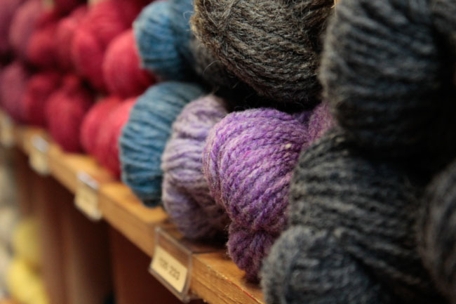 bartlettyarns-on-shelf-in-store