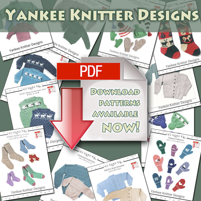 yankee knitter designs pattern downloads halcyon yarn blog