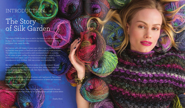 Noro-Silk-Garden-The-20th-Anniversary-Collection-Knitting-Book