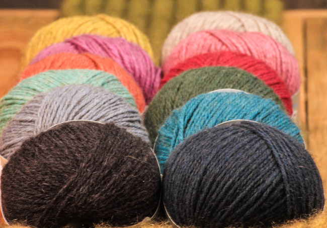 Rimu yarn by Zealana in multiple colors