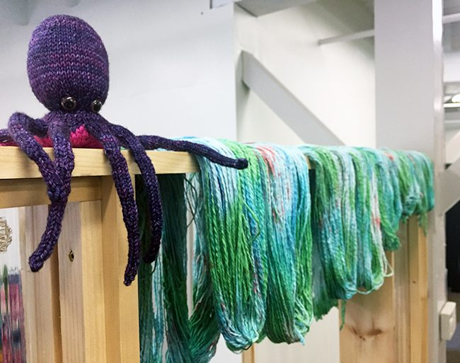making-the-hand-dyed-yarn-line