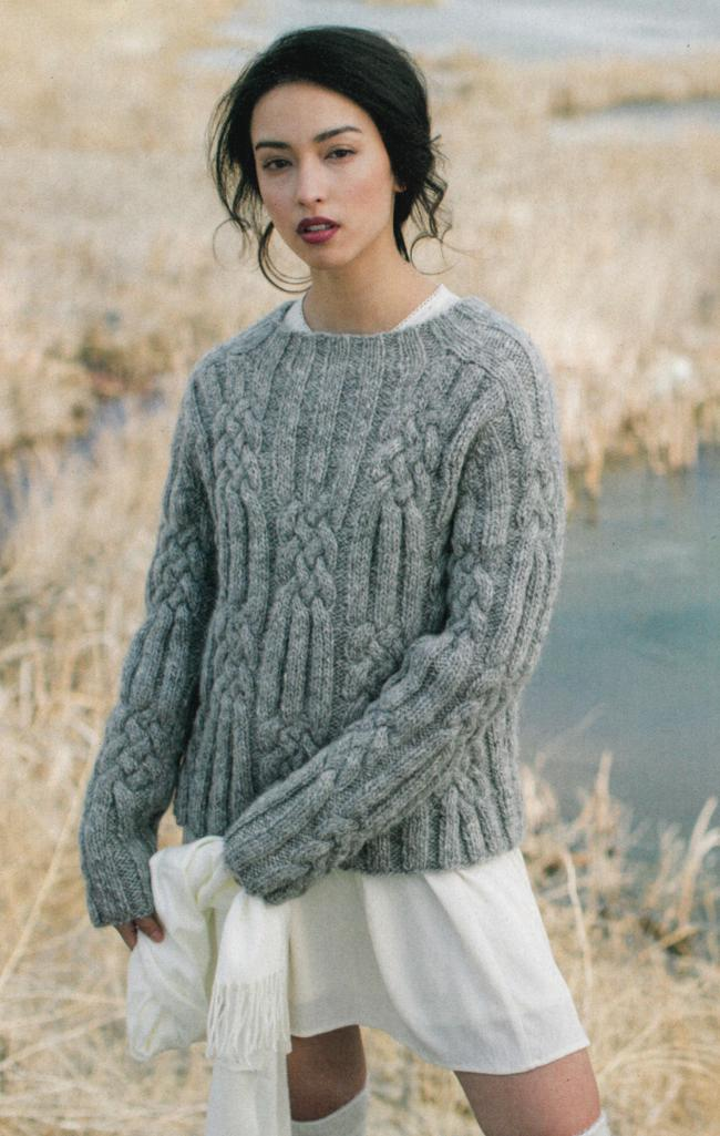 New – Interweave Knits Winter 2018 Halcyon Yarn Blog ... Halcyon Yarn