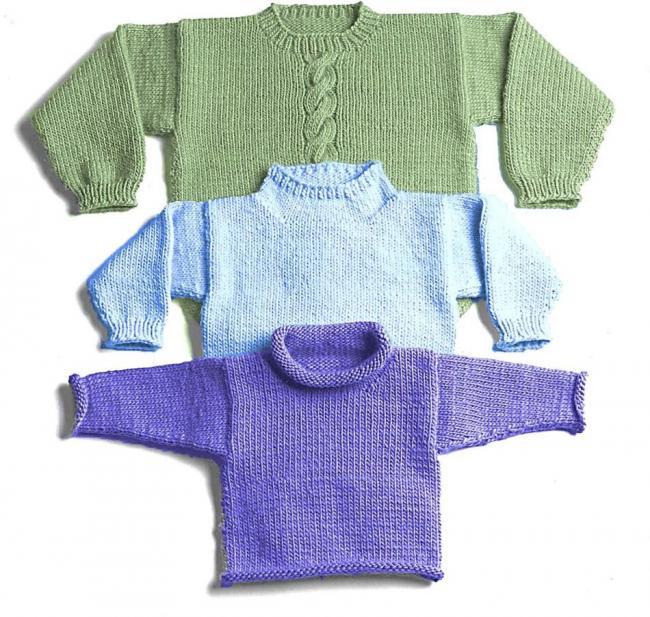 Easy Bulky Sweater