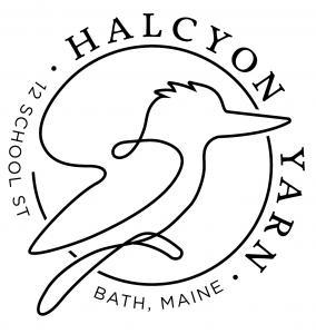 Halcyon Bird Badge
