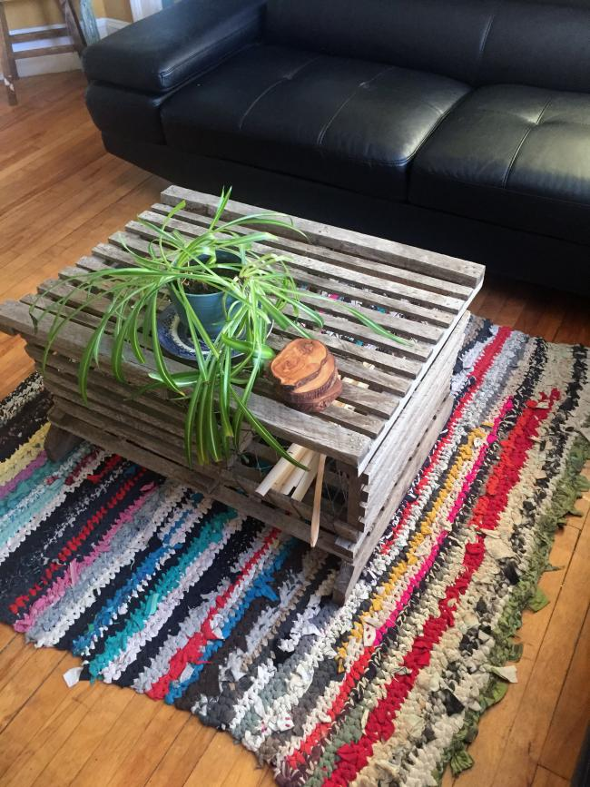 Making Yarn From Old Clothing Crocheted Rag Rug How To
