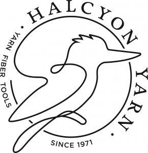 halcyon yarn logo