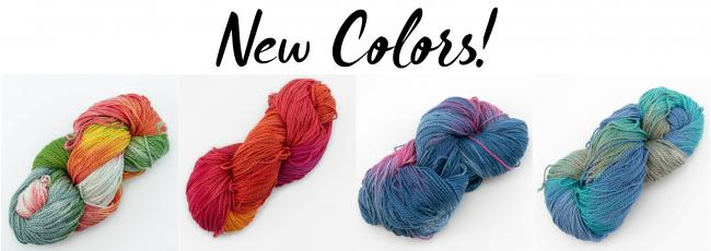 new colors of cotton