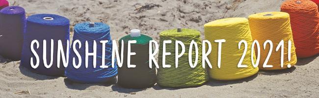 Sunshine Report Newsletter Header